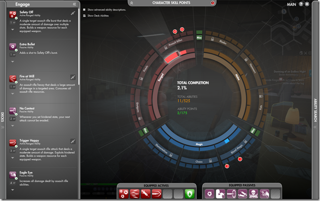 The Secret World's ability system looks confusing at first, but it is rich with options and abilities.